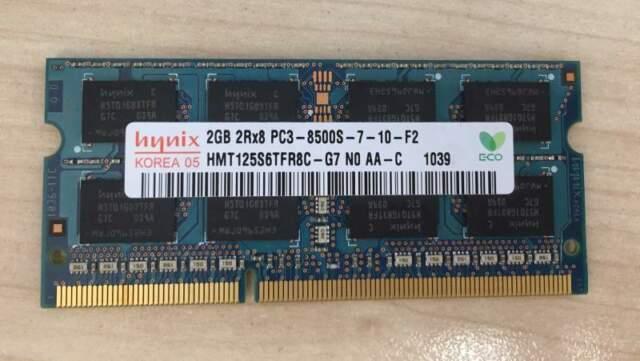 Memoria RAM 2GB 2RX8 PCS-7-10-F2