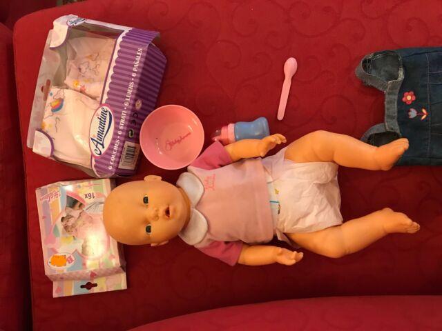 Babyamore e nenuco bambola pipi