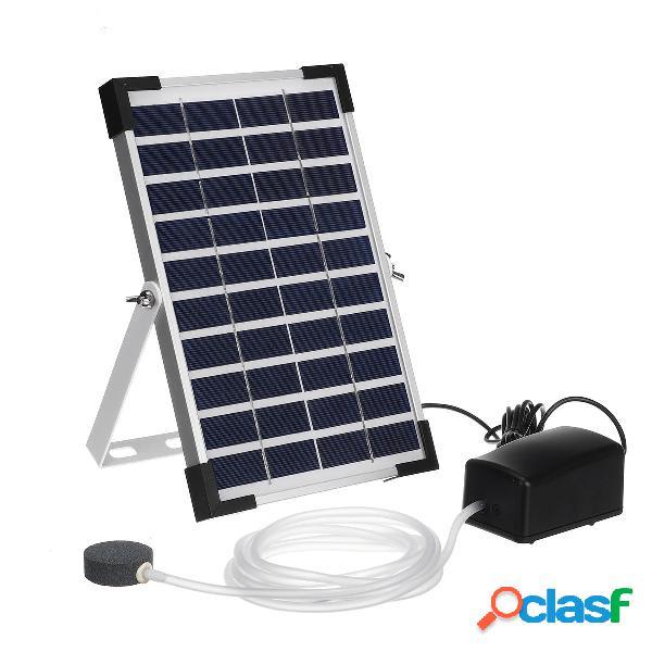 10V 5W solare Pannello Serbatoio di pesce Ossigenatore