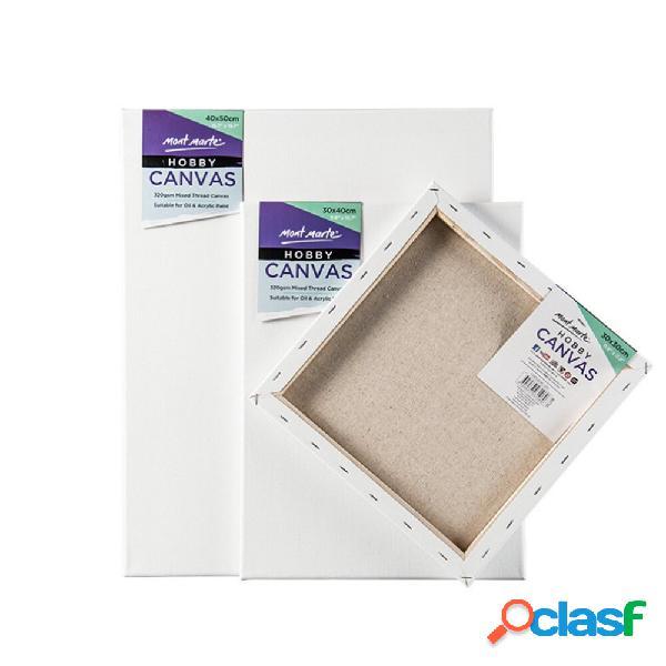 15 * 15 cm 6 pz tela da disegno tela di lino Olio tavolo da