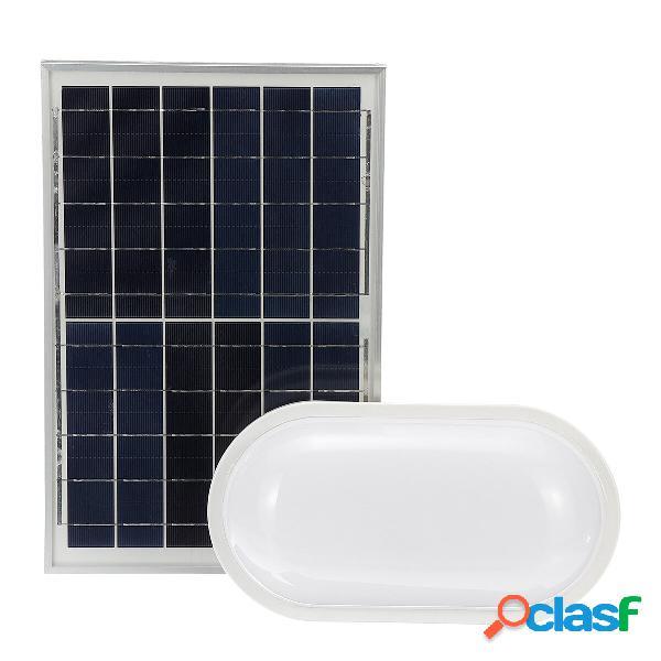 15W / 25W LED solare Soffitto lampada Soft Lampadina ovale
