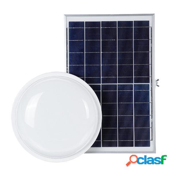 15W / 25W LED solare Soffitto lampada Soft Lampadina rotonda