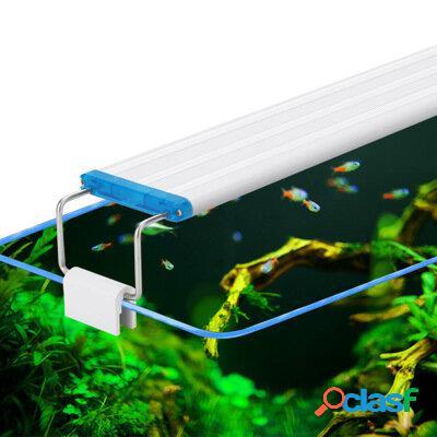 18-48 cm Acquario lampada Acquario LED Illuminazione con