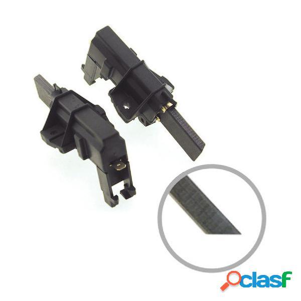 2 spazzole motore lavatrice whirlpool cod. 00215654