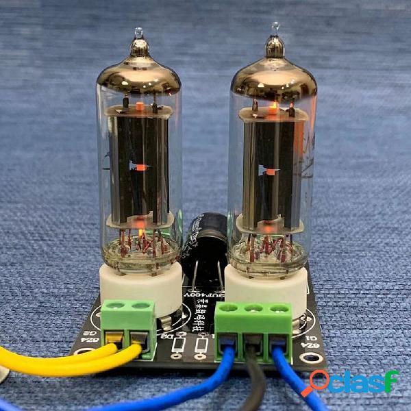 6Z4 raddrizzatore doppio tubo preamplificatore bile