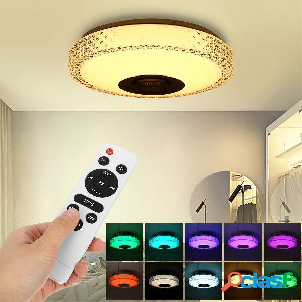 72W RGB Music LED Lampada da soffitto intelligente