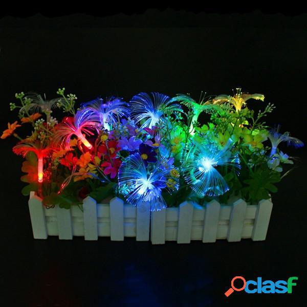 Alimentato a batteria 2.5 m 10 LED luce della stringa della