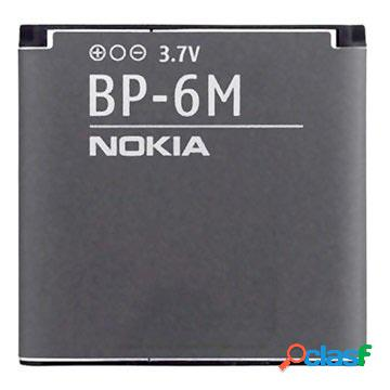 Batteria Nokia BP-6M per N93, N73, 9300i, 9300, 6288, 6280,