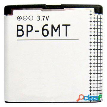 Batteria Nokia BP-6MT per N78, N81, N81 8GB, N82