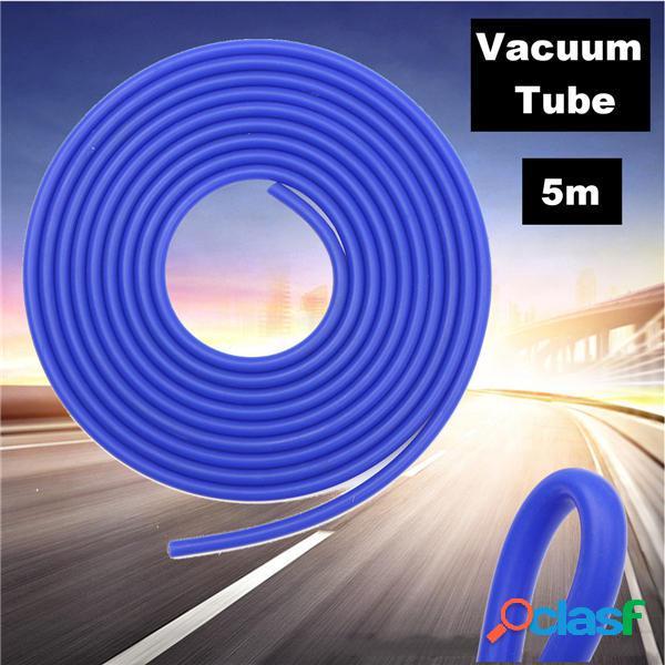 Blu 5m vuoto silicone 4 millimetri tubo tubo tubo di
