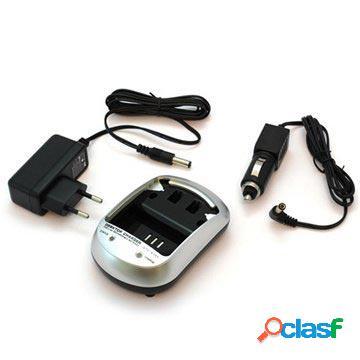 Caricatore per Batteria Canon LP-E8 - EOS 700D, EOS 650D,