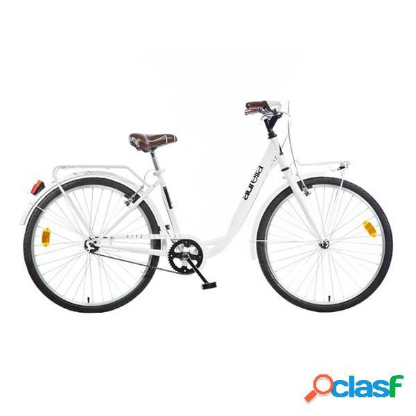 City Bike Aurelia City 26 (Colore: bianco, Taglia: UNI)