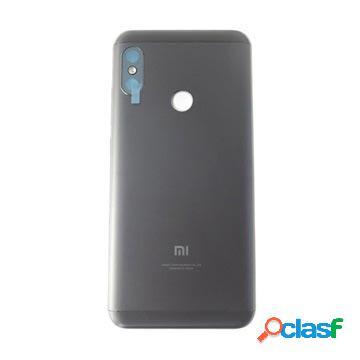 Copribatteria per Xiaomi Mi A2 Lite - Nero