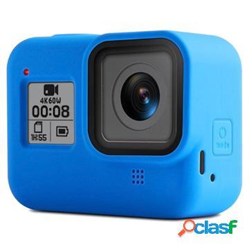 Cover in Silicone per GoPro Hero 8 - Blu
