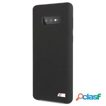 Cover in Silicone per Samsung Galaxy S10e BMW M Stripe -