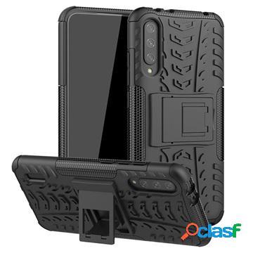 Custodia Ibrida Antiscivolo per Xiaomi Mi A3, Mi CC9e - Nera