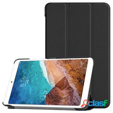 Custodia Smart Folio Tri-Fold per Xiaomi Mi Pad 4 - Nera