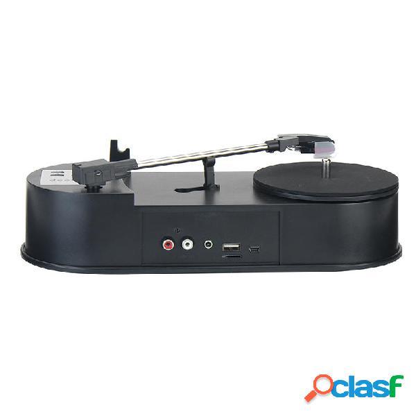EZCAP 613 Mini giradischi LP in vinile Registra su MP3