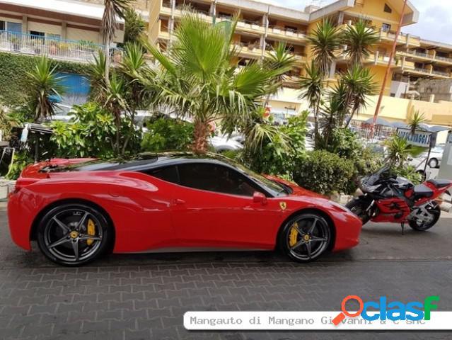 FERRARI 458 Italia benzina in vendita a Messina (Messina)