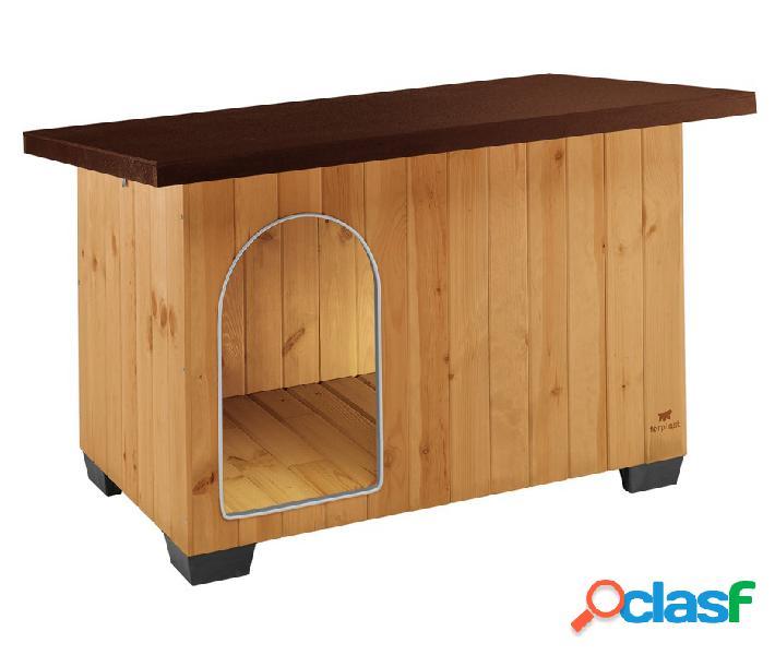 Ferplast baita 120 cuccia per cani in legno
