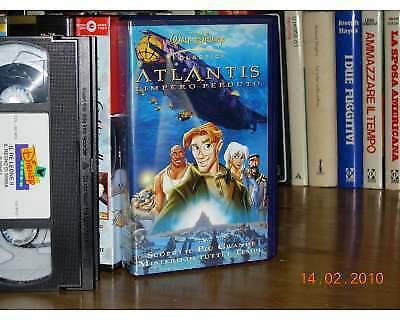 Film in videocassette vhs per bambini