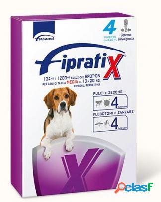 Formevet fipratix per cani taglia media 4 pipette 2,20 ml