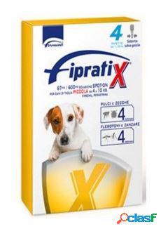 Formevet fipratix per cani taglia piccola 4 pipette 1,10 ml