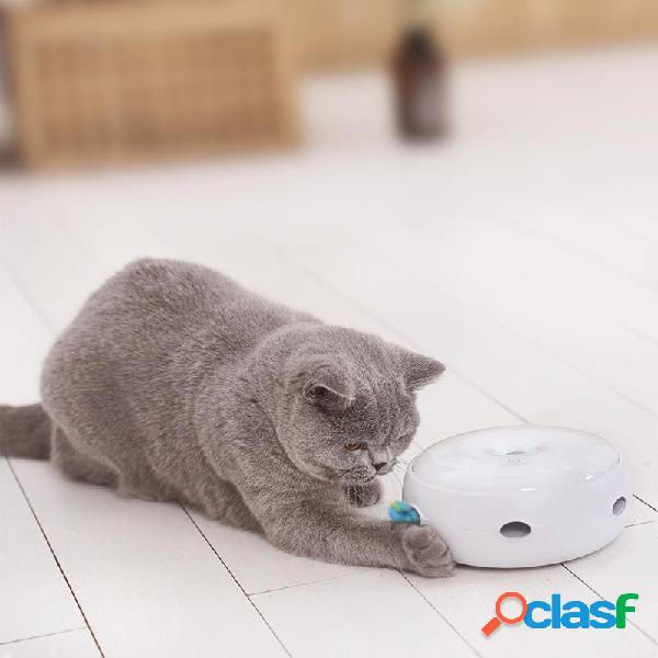 Fuori campo Giocattolo intelligente per gatti Giocattoli per