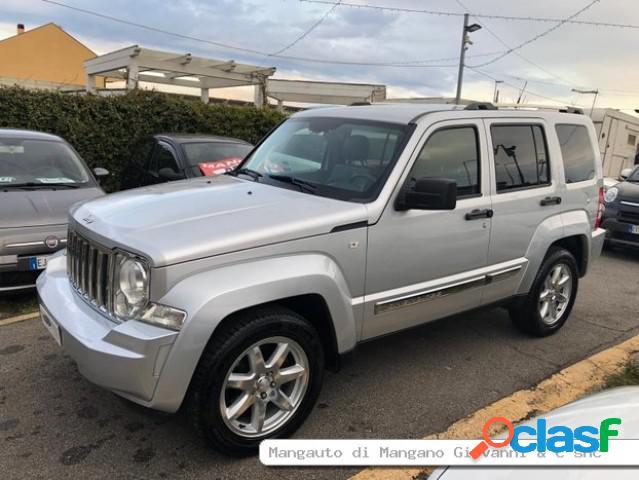 JEEP Cherokee diesel in vendita a Messina (Messina)