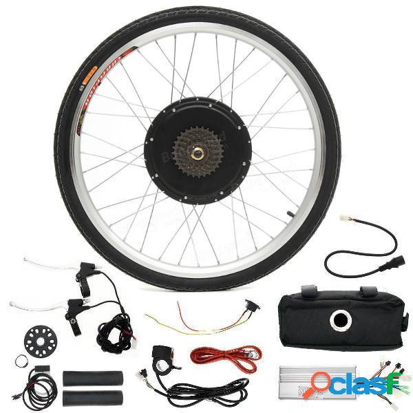 Kit di conversione del motore del mozzo della bici elettrica