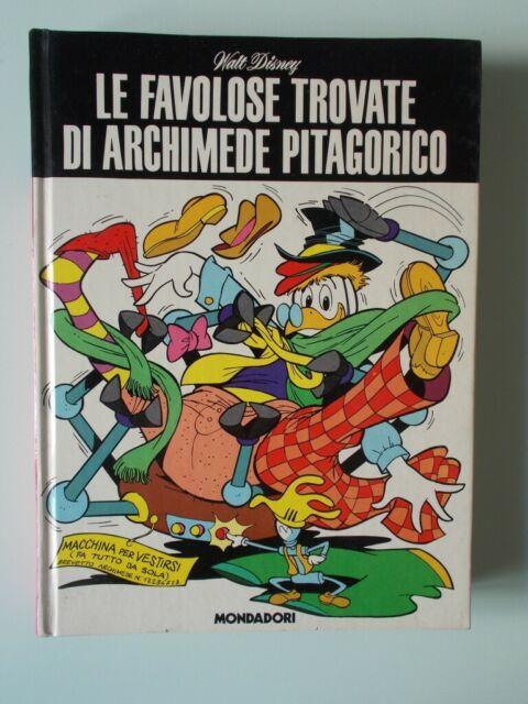 Le Favolose Trovate di Archimede Pitagorico del  Disney
