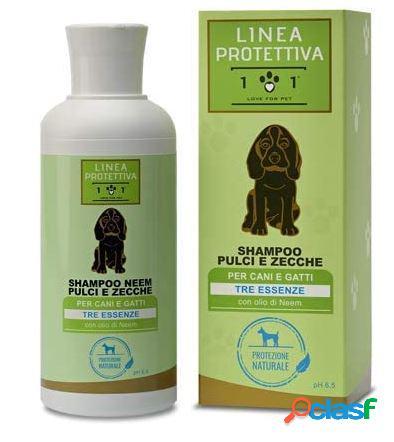 Love for pet 101 shampoo neem contro pulci e zecche 3