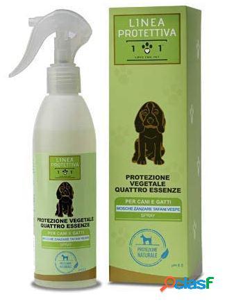 Love for pet protezione vegetale 4 essenze 250 ml