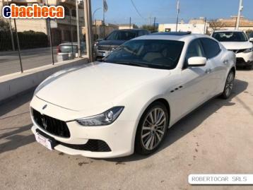 Maserati ghibli 3.0 tdi…