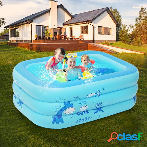 Materassi gonfiabili di nuoto del bacino della piscina del