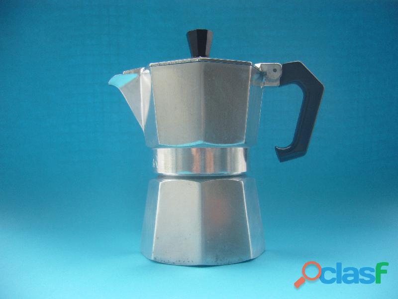 Moka Caffettiera 3 tazze in alluminio