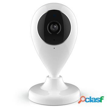 Neo WiFi Indoor Mini Security Camera - 720p - White