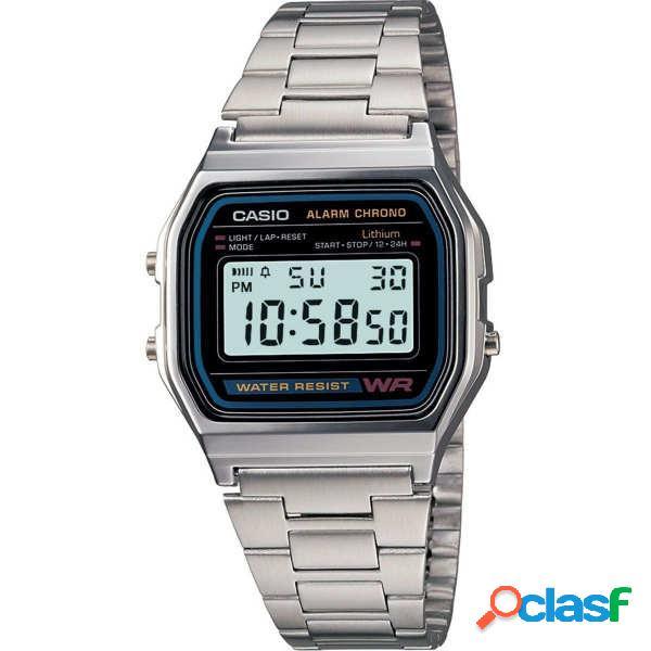 Orologio Casio unisex digitale G-shok mod. A158WA-1DF
