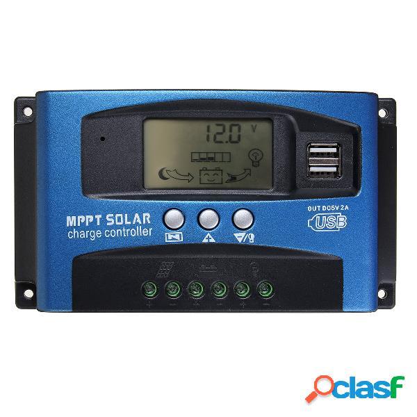 Regolatore MPPT solare 30/40/50/60/100A LCD solare
