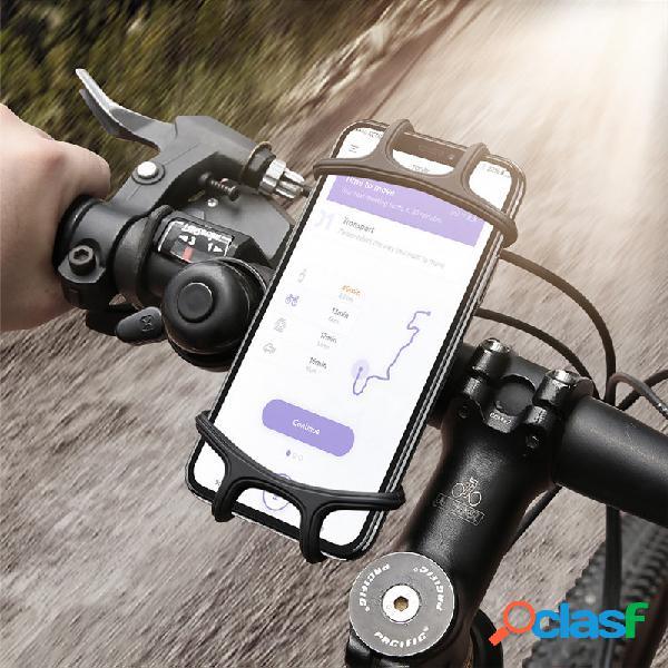 Supporto per Cellulare in Silicone per Bici