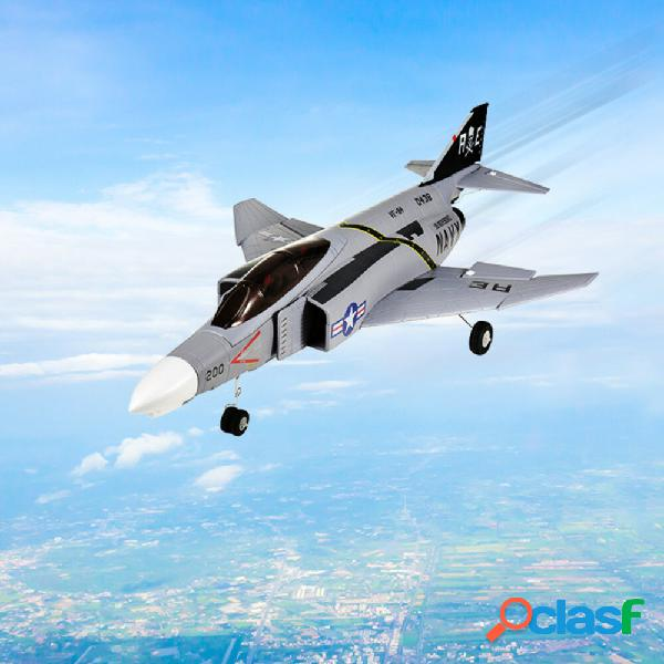 TOP RC F-4 628mm Wingspan Fighter RC aereo aereo PNP con
