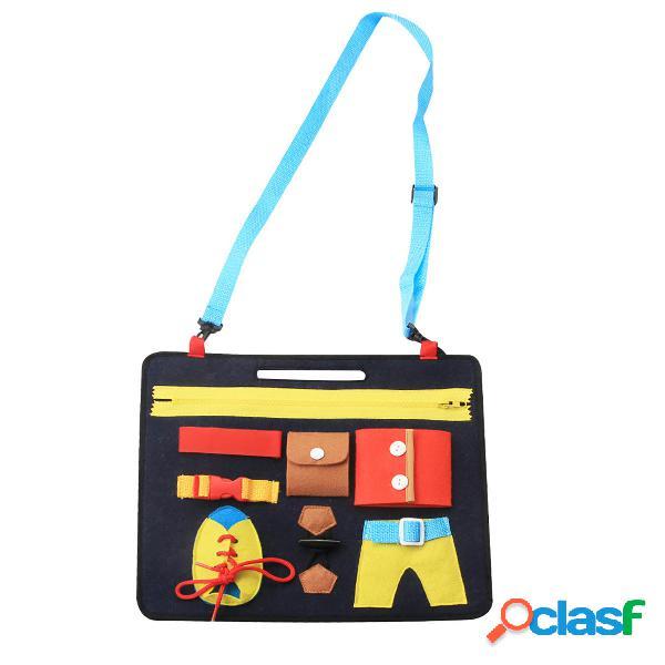 Tavolo da disegno educativo prescolare di Toy Toy Felt Board