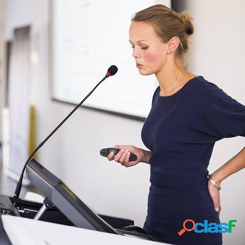 Telecomando wireless per presentazioni