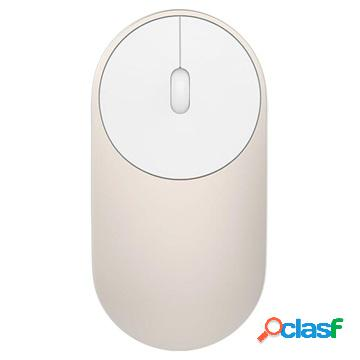 Xiaomi Mi Portable Mouse XMSB01MW - 1200DPI - Gold