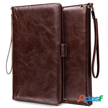 iPad Mini 3, iPad Mini 4 Smart Flip Case with Hand Strap -