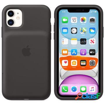 iPhone 11 Apple Smart Battery Case MWVH2ZM/A - Nera