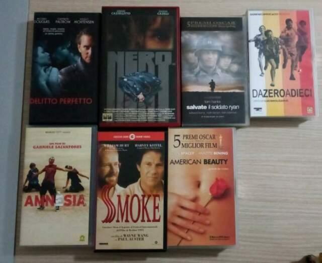 Film in Videocassetta VHS