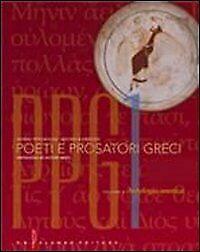 Poeti e Prosatori Greci Antologia di autori Greci