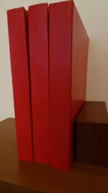 Raccolte FLASH GORDON F.lli Spada (1-24 in 3 volumi)