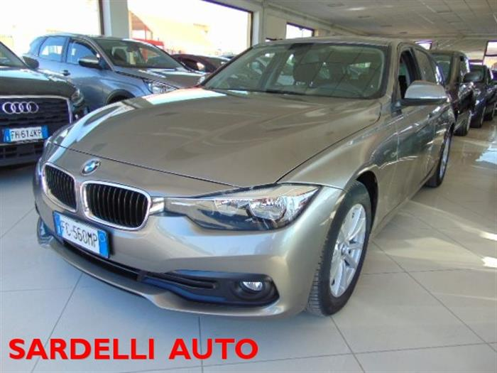 BMW 318 D TOURING BUSINESS ADVANTAGE AUT.. DEL